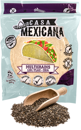 Casa Mexicana Multigrains
